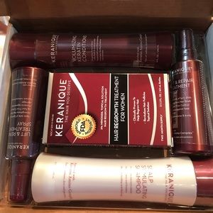 Keranique hair regrowth kit, 60 day supply